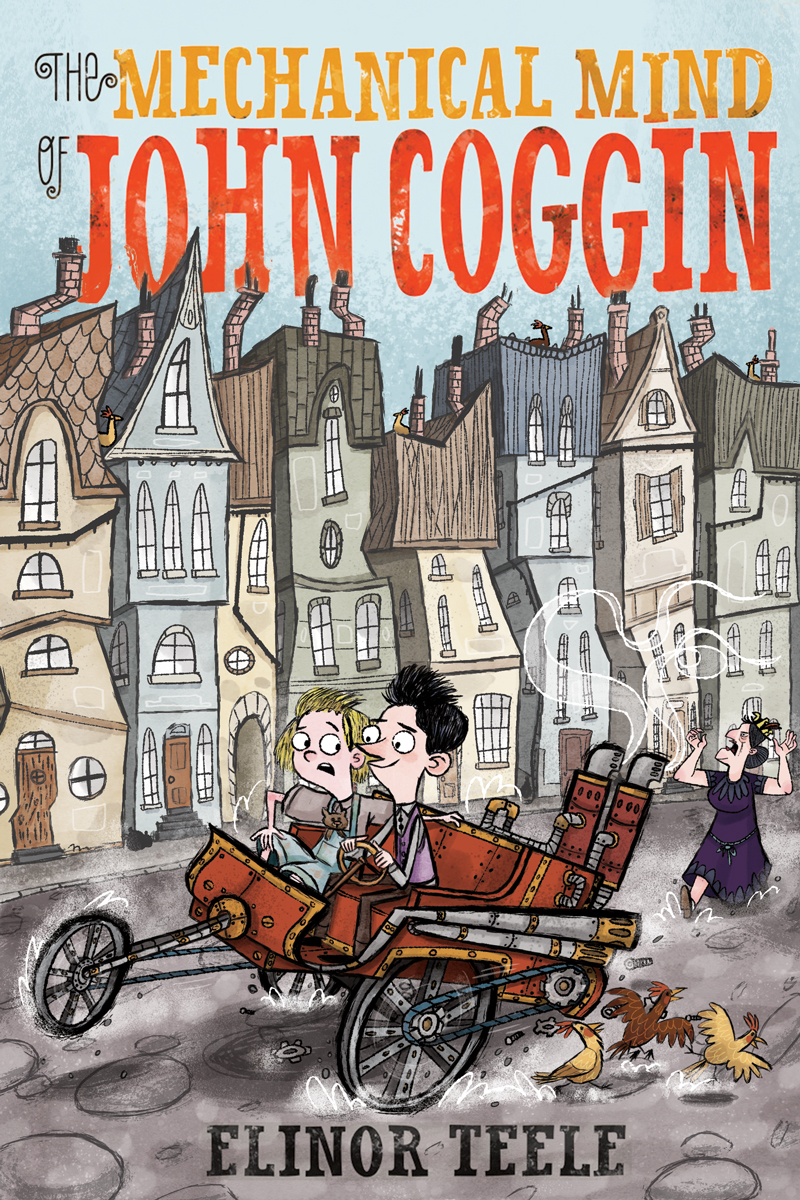 The Mechanical Mind of John Coggin