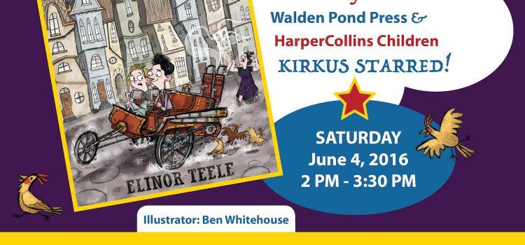 Bookshop Visit – Andover Bookstore: June 4, 2016