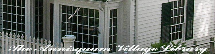 Library Visit – Annisquam Village Library: August 18, 2016