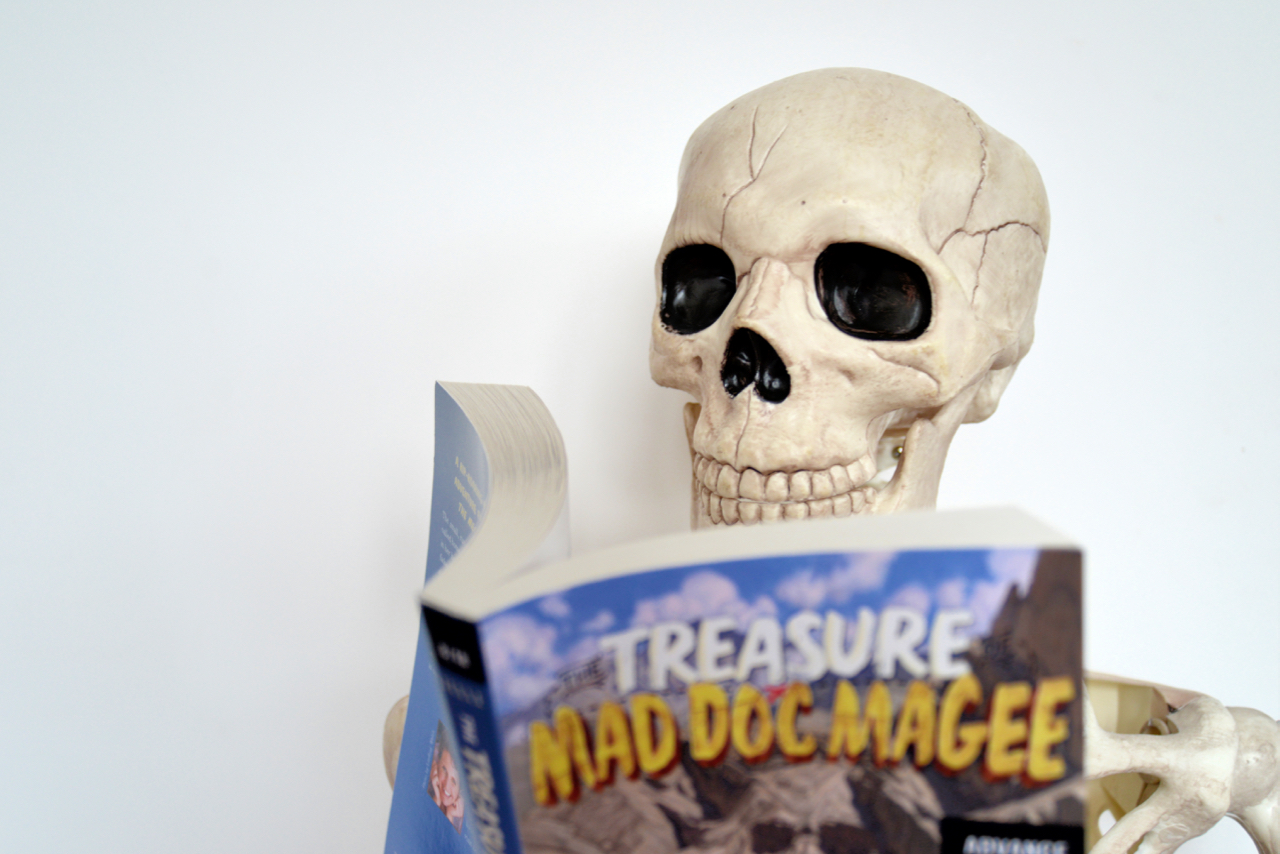 Treasure of Mad Doc Magee Skeleton 3