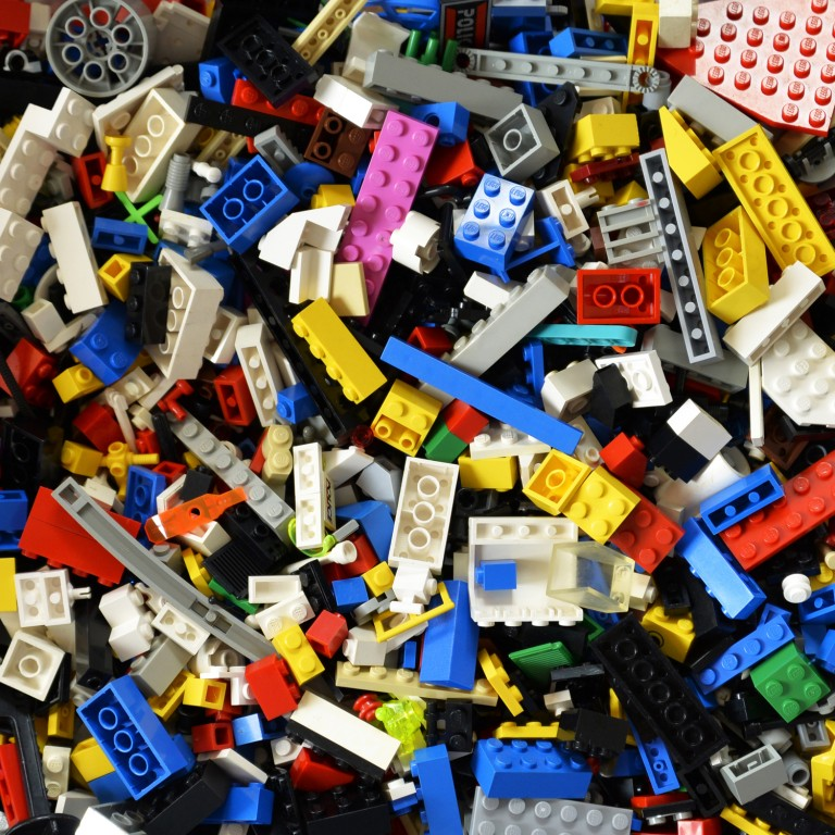 LEGO Extravanganza - Mechanical Mind of John Coggin