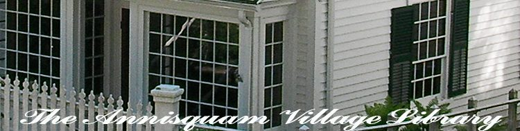 Library Visit – Annisquam Village Library: August 18, 2016