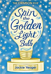 Spin the Golden Lightbulb by Jackie Yeager