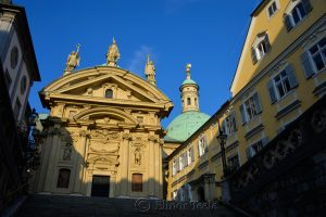 Mausoleum, Graz